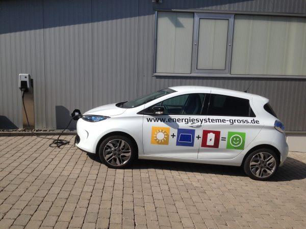 Elektromobilität Nordhessen