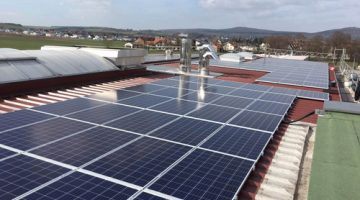 Solaranlagenbau