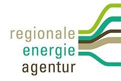 Logo Regionale Energie Agentur