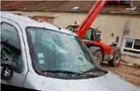 Solarversicherung Schadenfall Beispiel