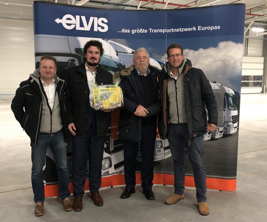 Einweihnung Neubau ELVIS