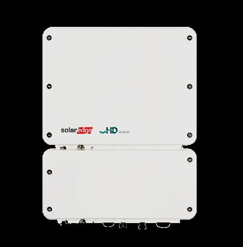 StorEdge Einphasen-Wechselrichter mit HD-Wave-Technologie von Solaredge