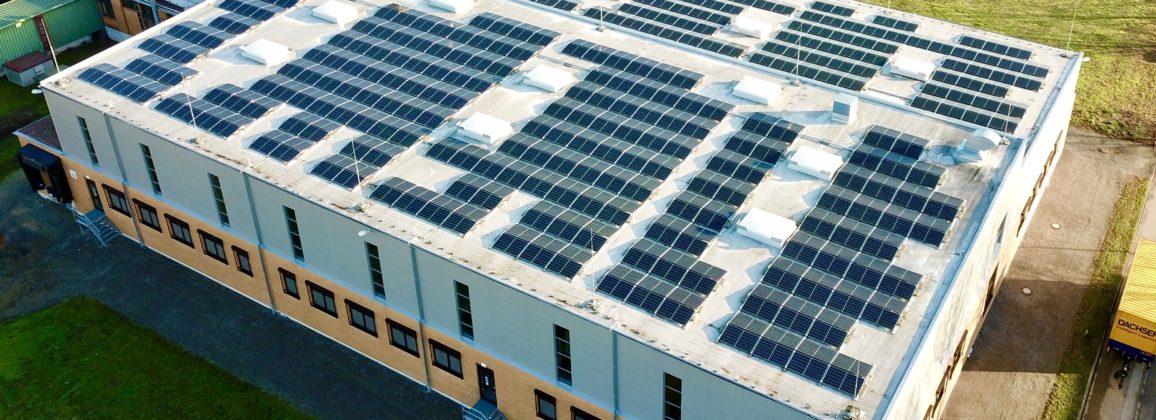 Photovoltaikanlage Brauns-Heitmann