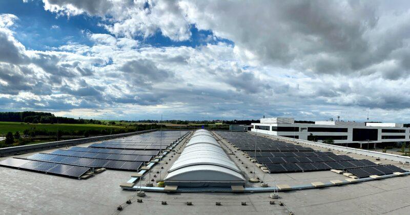 Photovoltaikanlage Ditzinger